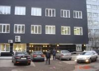 Внешний вид на офис по ул. Орджоникидзе